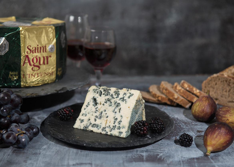 Saint Agur et le vin