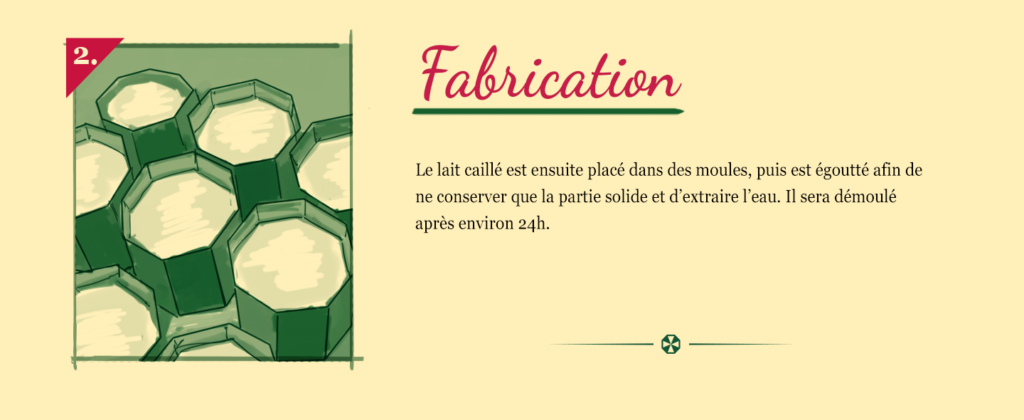 Saint Agur - Fabrication 02