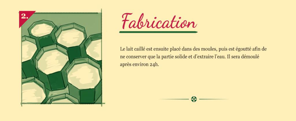 Saint Agur - Fabrication 02